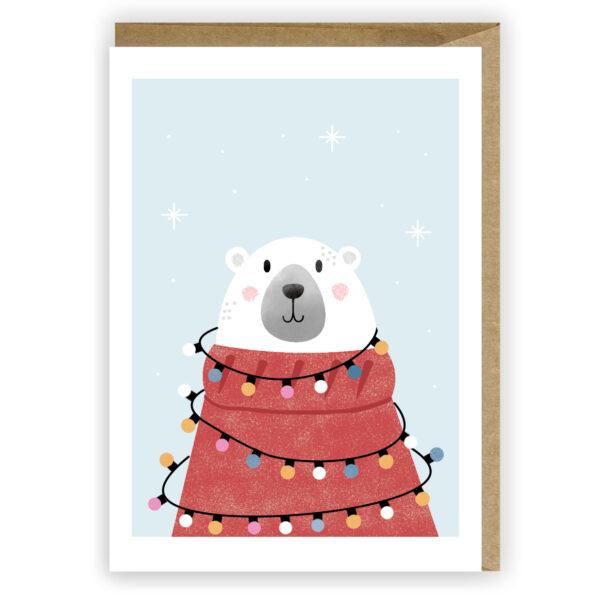 Kartka Bożonarodzeniowa Świąteczna