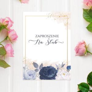 Zaproszenia-Ślubne-Gotowe-Boho-Glamour-ślubne-kwiaty