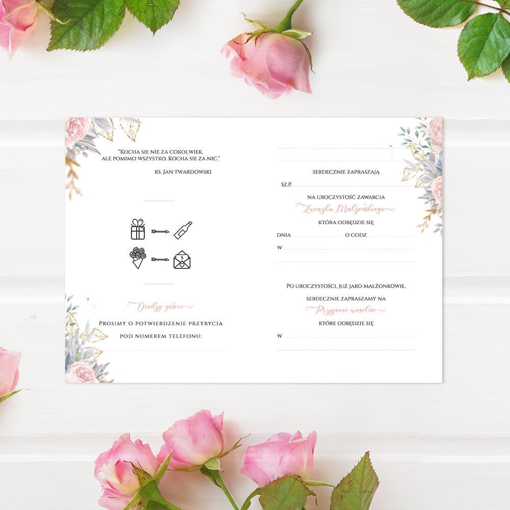 Zaproszenia-Ślubne-Gotowe-Boho-Glamour-ślubne